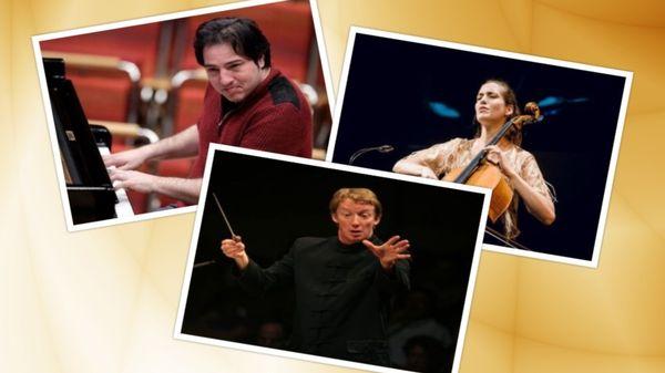 Création du concerto pour violoncelle de Fazil Say par Camille Thomas et l'Orchestre de chambre Paris