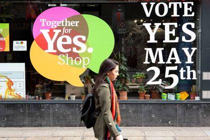 On vote aujourd'hui en Irlande pour ou contre l'IVG