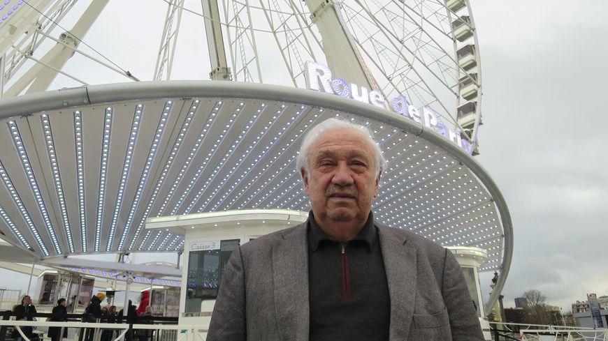 """""""La maire de Paris a décidé de détruire le monde forain"""" : Marcel Campion, propriétaire de la Grande Roue"""