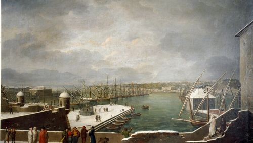 Épisode 3 : Les espaces portuaires comme lieux de vie des migrants (XIXe-XXe)