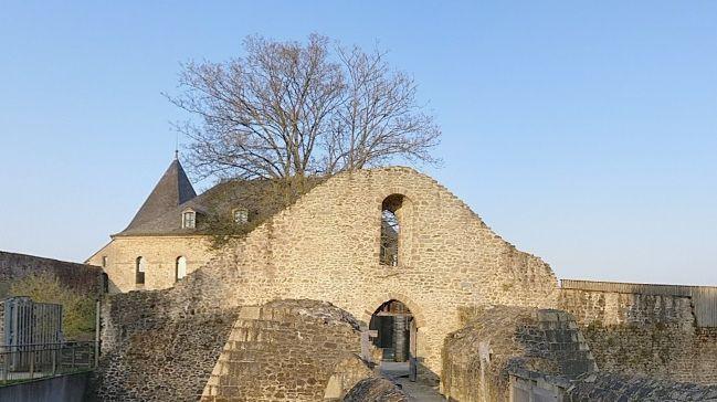 Le musée du château de Mayenne