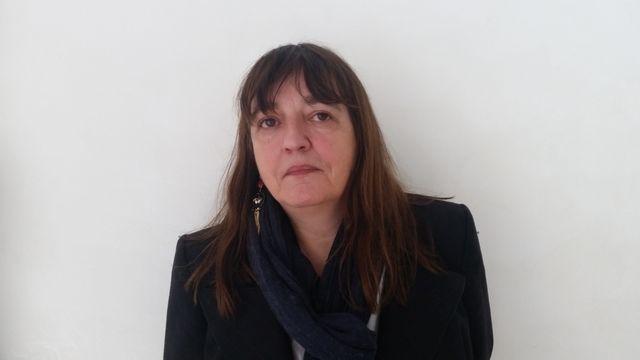 Martine Orange, journaliste à Mediapart