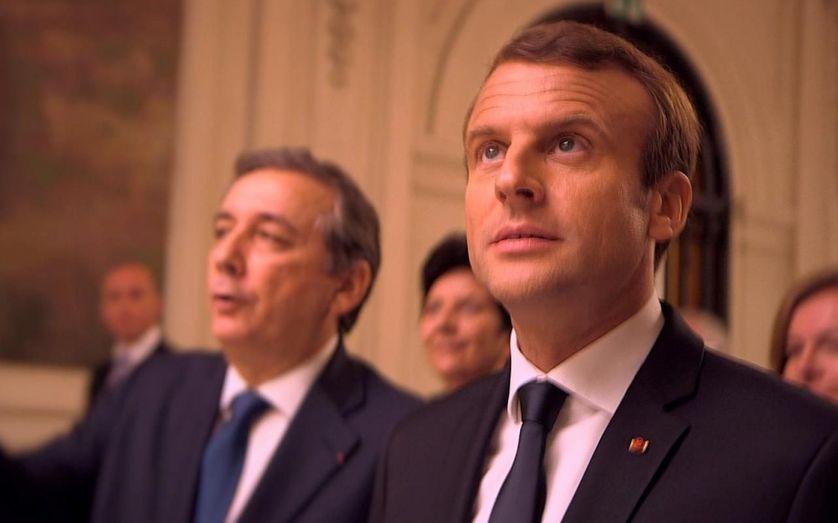 """""""Macron président, la fin de l'innocence """" réalisé par Bertrand Delais diffusé lundi 7 mai sur France 3"""