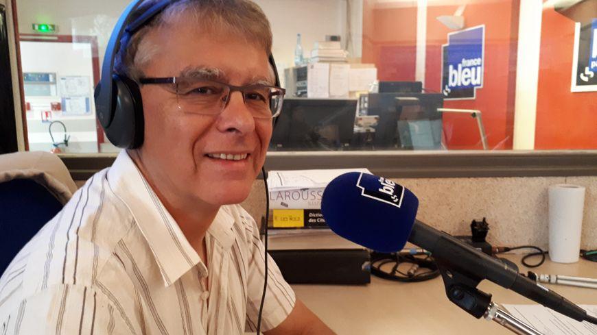 Laurent Gerbaud, professeur de santé publique et directeur du service de santé universitaire à Clermont