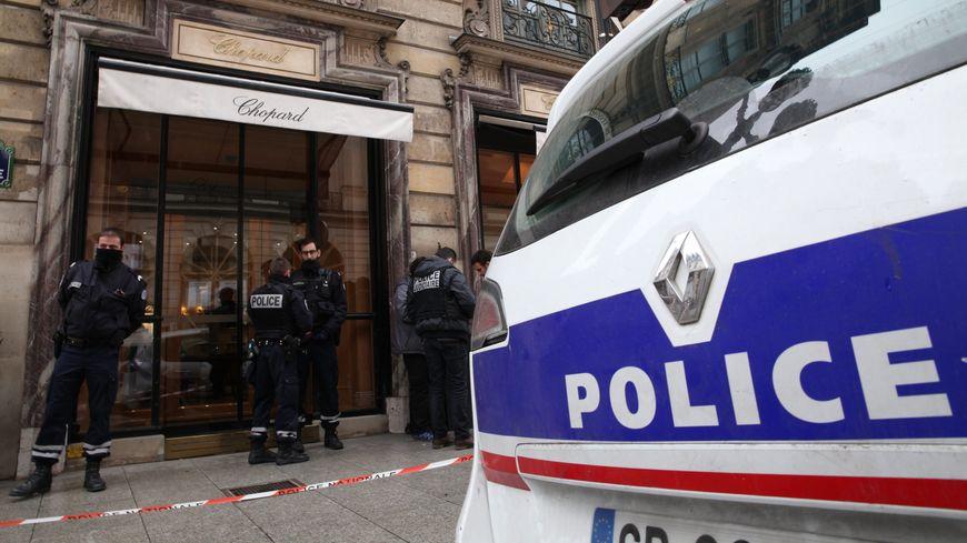 Police nationale à Paris