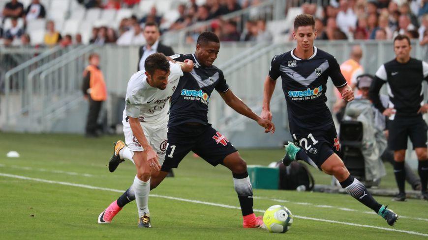 A l'aller, le FC Metz de Yann Jouffre s'était incliné 2 à 0 à Bordeaux
