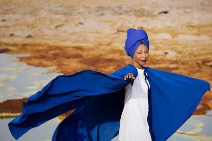 Fatoumata publie à 36 ans son nouvel album, coproduit avec Matthieu Chédid et intitulé 'Fenfo'.