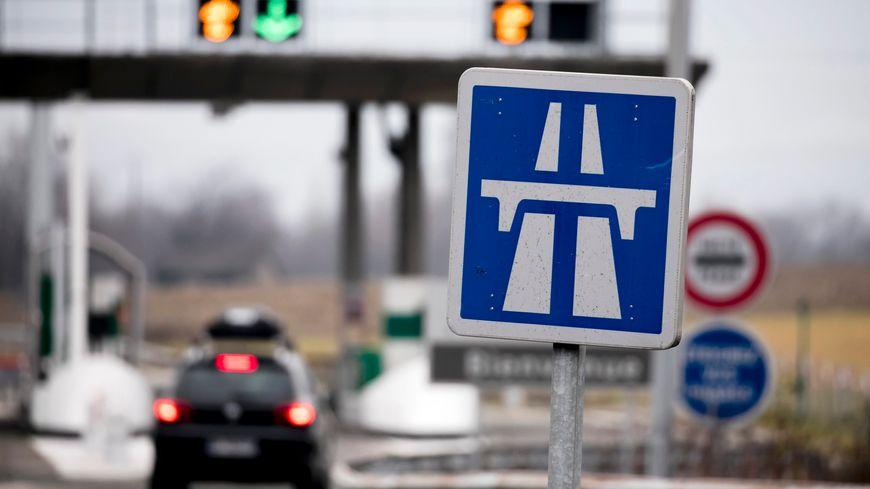 Le conducteur a fait demi-tour sur l'autoroute (illustration)