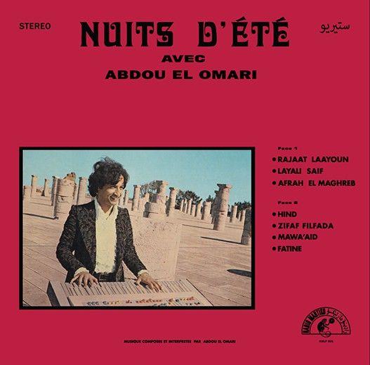"""L'orgue """"cosmique"""" d'Abdou El Omari, sorti de l'oubli grâce aux rééditions récentes du label flamand """"Radio Martiko"""""""