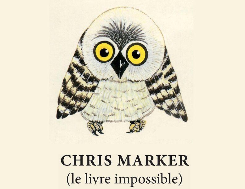 Chris Marker (le livre impossible)
