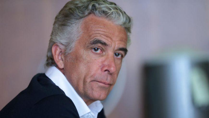 Le président de l'OGC Nice, Jean-Pierre Rivère