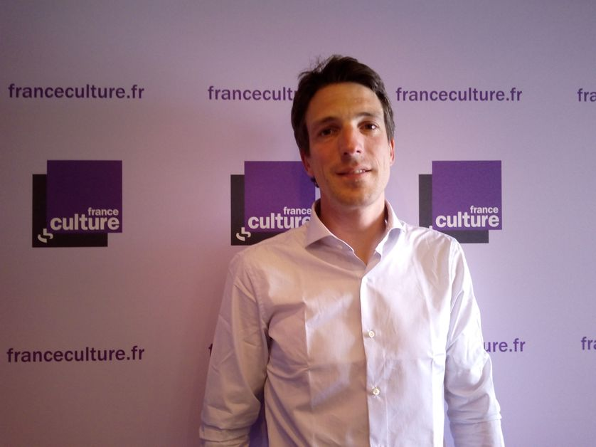 Matthieu Bourgois, avocat spécialiste en droit du numérique et de la donnée