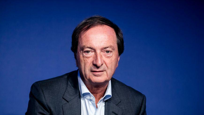 Michel-Edouard Leclerc, PDG du groupe E.Leclerc.