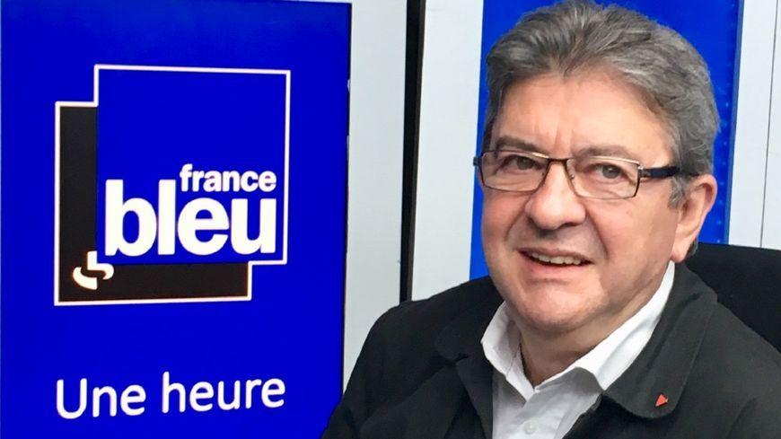 Jean-Luc Mélenchon, invité de France Bleu, a évoqué plusieurs fois la cité phocéenne.