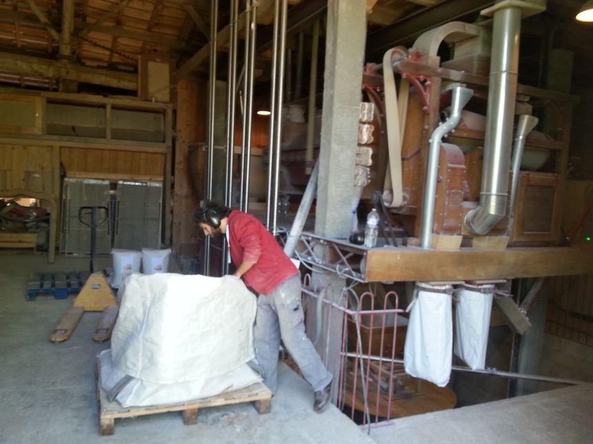 Au moulin de Bobina