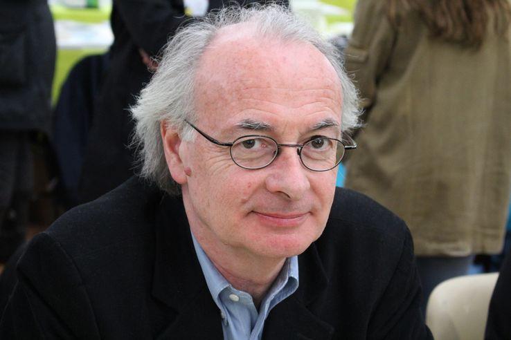 Didier Blonde au Festival Le Livre à Metz•