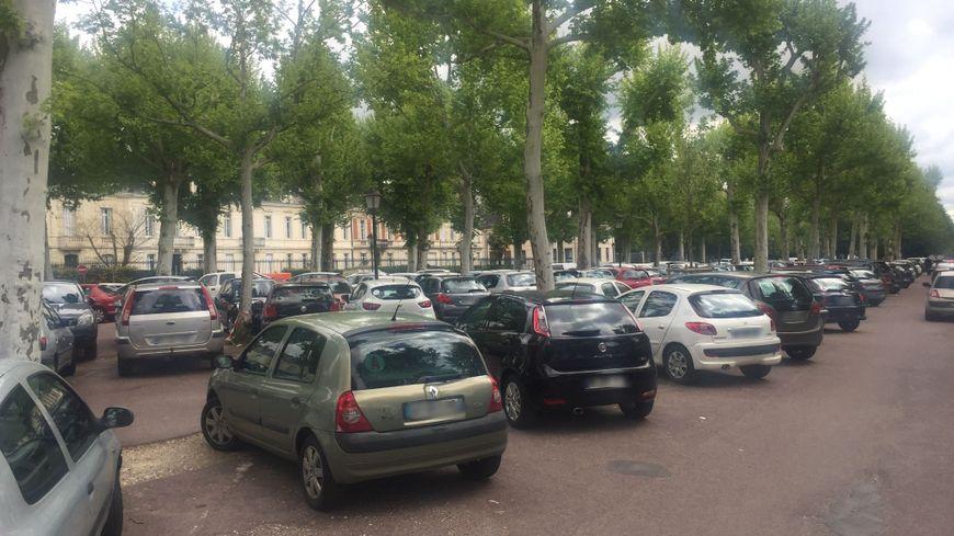 Le parking gratuit des allées Tourny va devenir payant