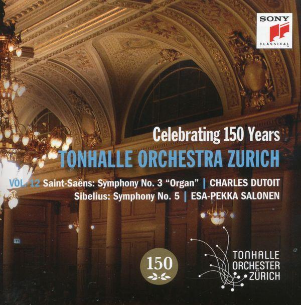 Coffret des 150 ans Tonhalle Orchestra Zurich
