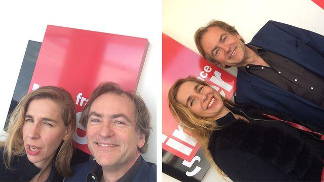 Barbara Carlotti et Didier Van Cauwelaert, diptyque pour Dans tes rêves - 2018