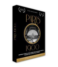 Coffret Paris 1900, de Nicole Védrès (intégrale de ses films)