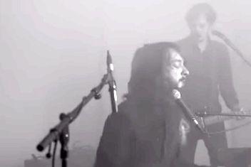 "Capture écran du clip ""Kryuchkova"" de Bernhari"