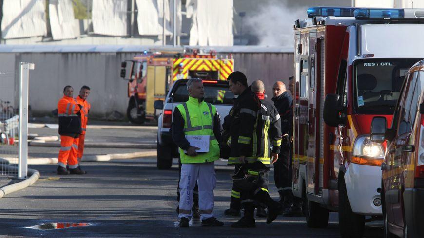 L'explosion sur le site de Bassens, le 3 avril 2016, avait provoqué d'importants dégâts matériels