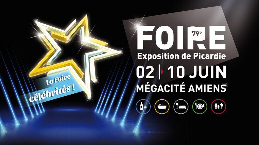 Affiche Foire de Picardie 2018