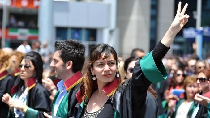 Des avocats turcs menacés par le pouvoir (Illustration)