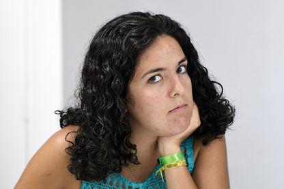 Manon Aubry, porte-parole d'Oxfam