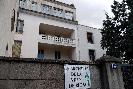 Le bâtiment des anciennes archives municipales ne sera prêt qu'à la rentrée 2019