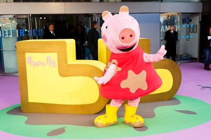 "Le dessin animé ""Peppa"" censuré en Chine"