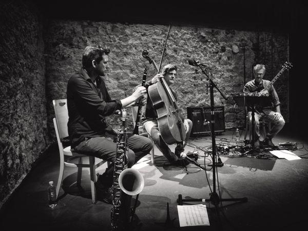 Le trio Sonora 2 à l'Atelier du plateau par Jeff Humbert