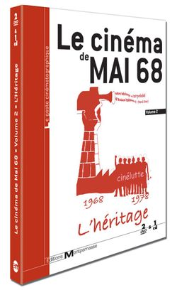 Coffret DVD : Le cinéma de mai 68
