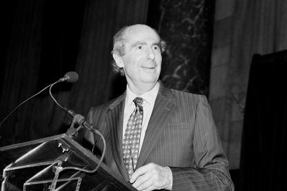 Philip Roth en 2010 à New York
