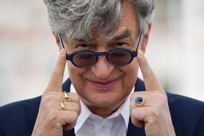 Wim Wenders est à Cannes, lui aussi