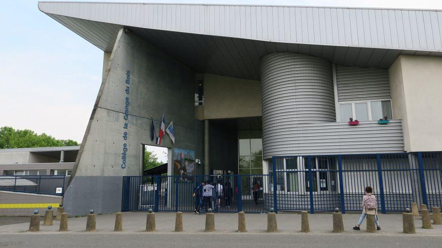 Collège de Savigny-le-Temple