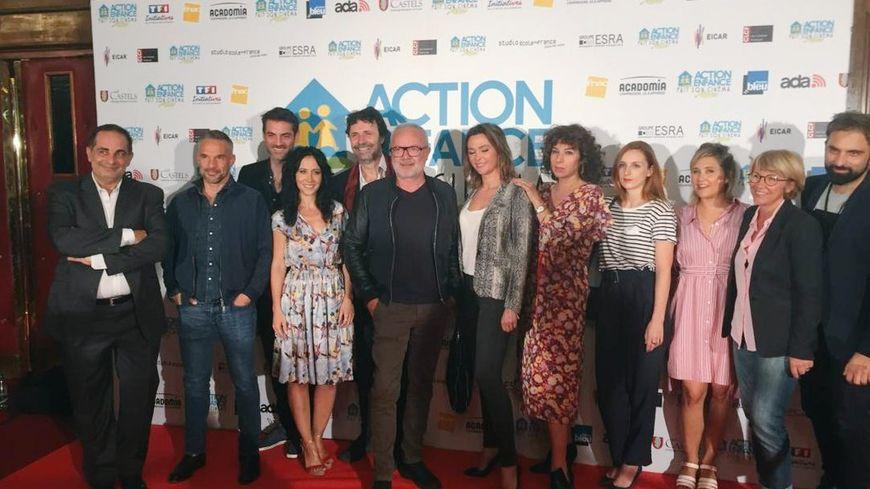 La soirée de remise des Prix d'Action Enfance fait son cinéma
