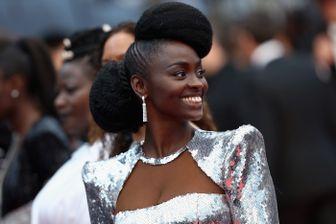 Aissa Maiga au Festival de Cannes 2018