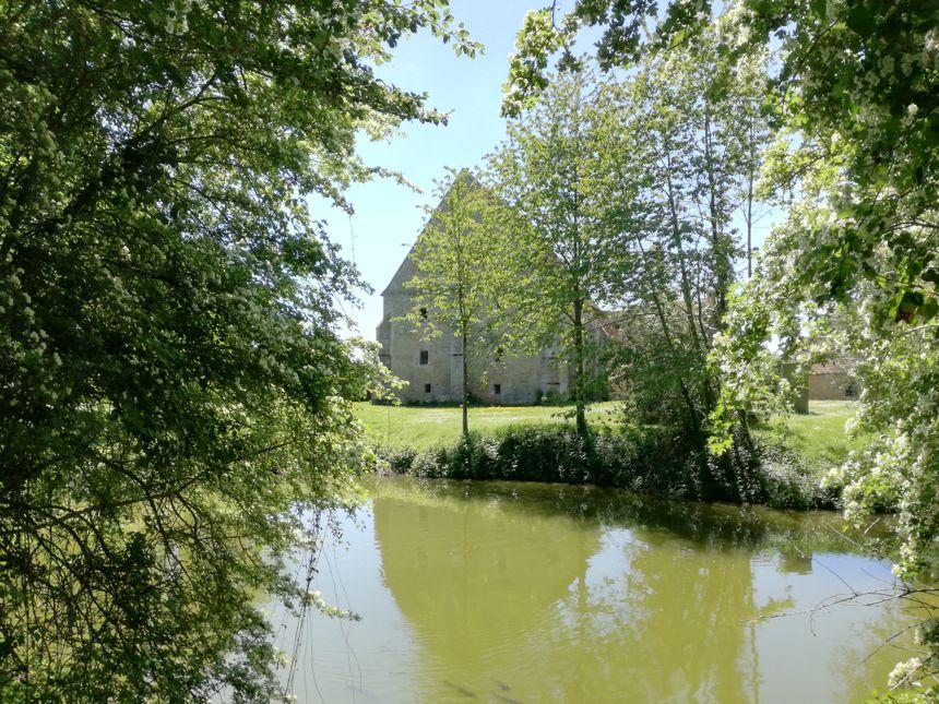 Le prieuré de Mayanne est ouvert à la visite dès aujourd'hui, et jusque fin août.
