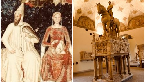 Fictions politiques (2) : nouvelles de la tyrannie (9/1) : De la novellisation du réel historique et du cas de Bernabò de Milan