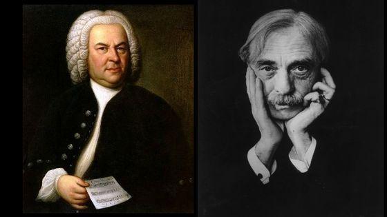 Jean-Sébastien Bach - Paul Valéry