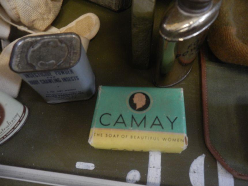 Produit d'hygiène des soldats américain