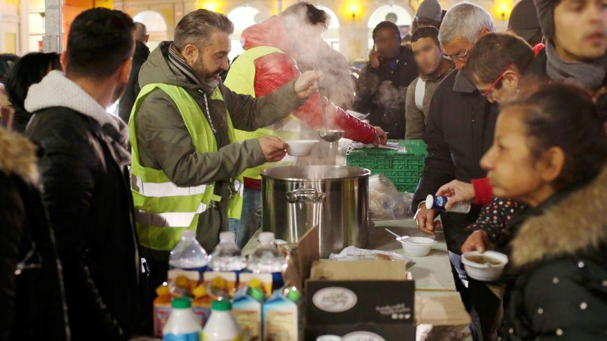 Un Toulousain veut offrir des petits déjeuners à 200 personnes démunies. (Image d'illustration)