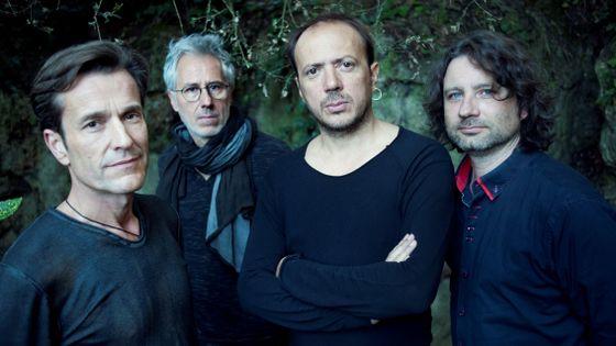 Eric Echampard, Bruno Chevillon, Fabrice Martinez, Fred Escoffier : Chut !