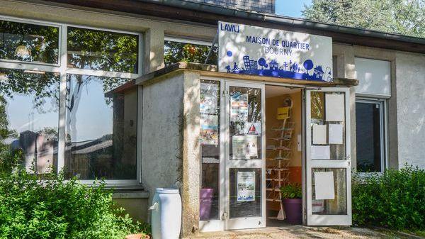 La maison de quartier du Bourny à Laval