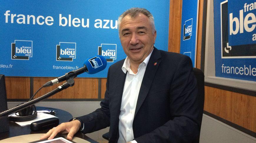 Joseph Segura, maire de Saint-Laurent-du-Var, invité de France Bleu Azur mercredi matin