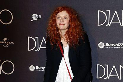 Patricia Petibon en avril 2017 au Grand Rex à Paris