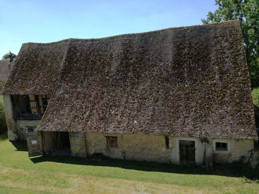 Le Logis-Halle du Prieuré de Mayanne doit profiter des recettes du Loto du patrimoine