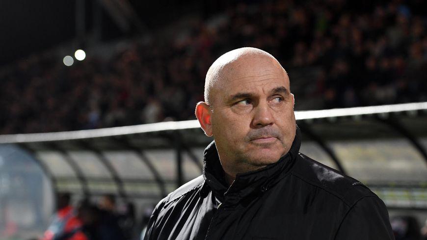 Frédéric Antonetti s'est engagé pour 3 ans avec le FC Metz.