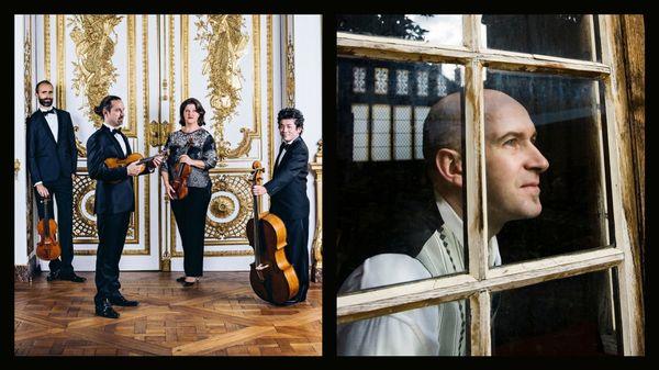 Le Quatuor Cambini-Paris grave la première intégrale des quatuors de Gounod / Jean Tubery passe son Bach à Toulouse